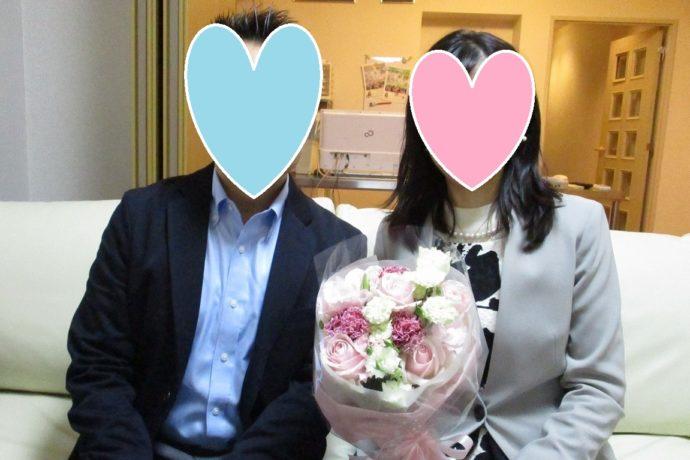 故郷での花火大会デート